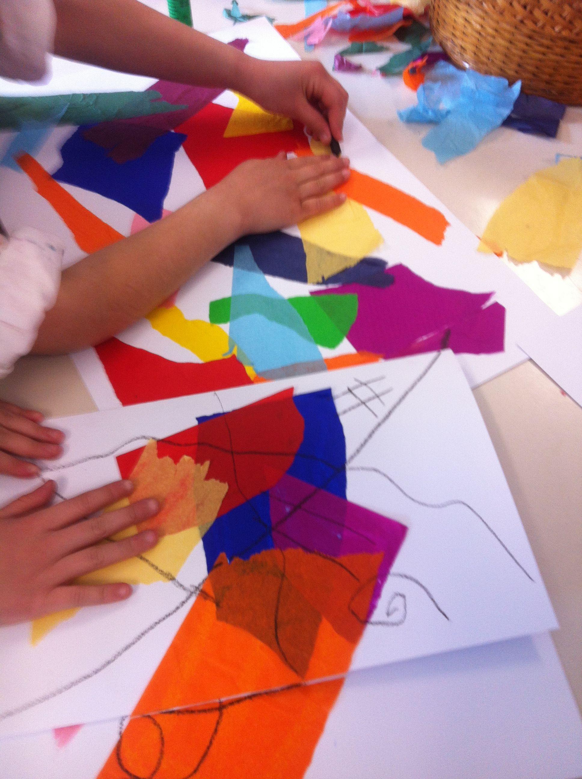 Kandinskij, colore e emozioni.