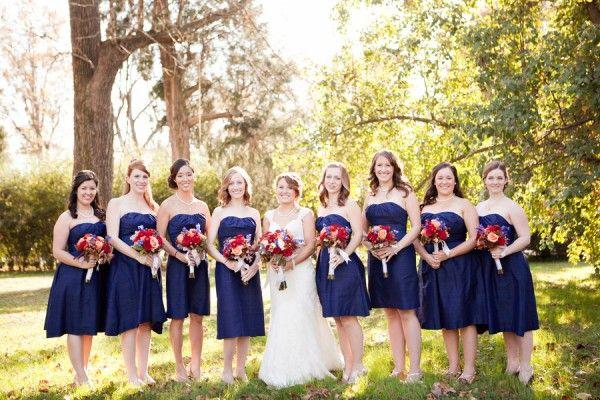 Charcoal Wedding