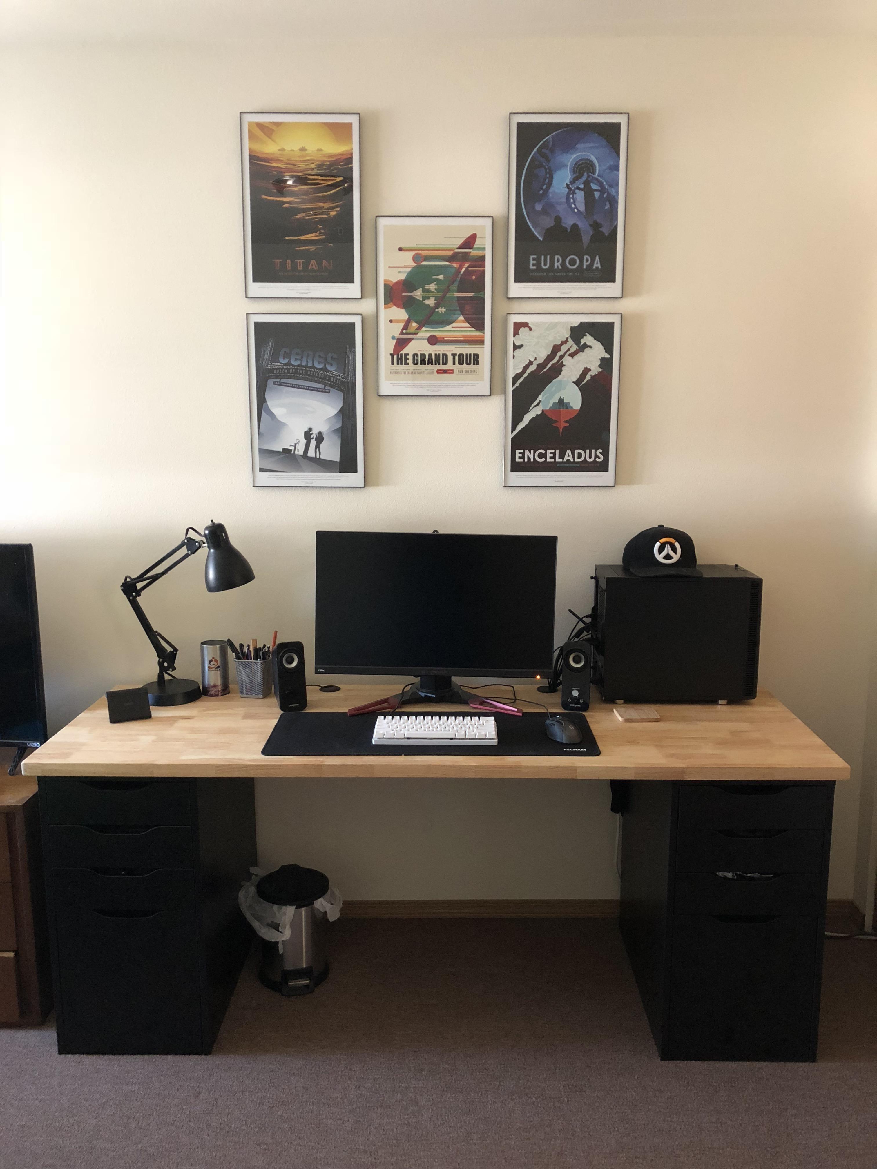Diy Computer Desk Ideas Diy Computer Desk Simple Computer Desk