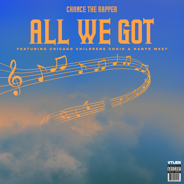 Chance The Rapper All We Got 1500x1500 Freshalbumart Chance The Rapper Rapper Album Covers