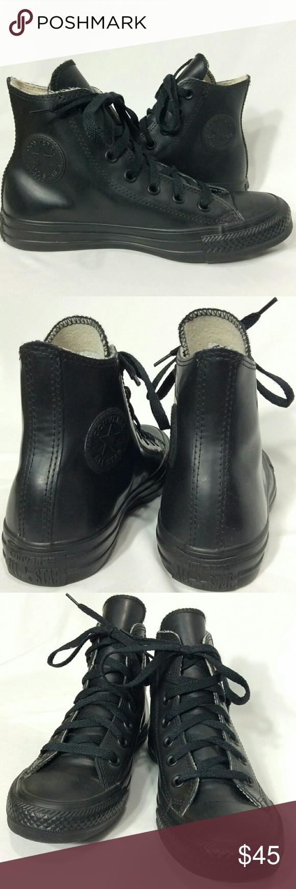 0f55db9ac97d Converse Chuck Taylor All Star Rubber Sneakers Converse Chuck Taylor All  Star Rubber rain boots