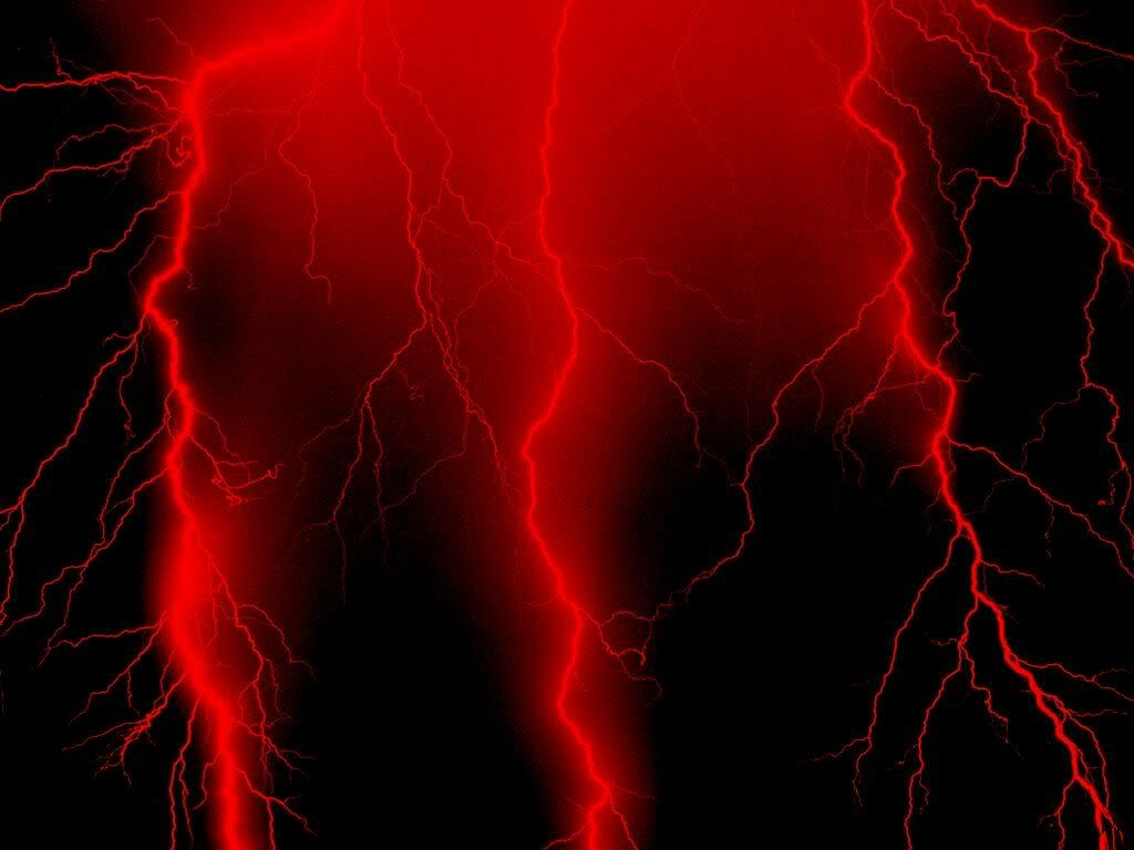 Red Lightening Red Lightning Red Photography Red Aesthetic