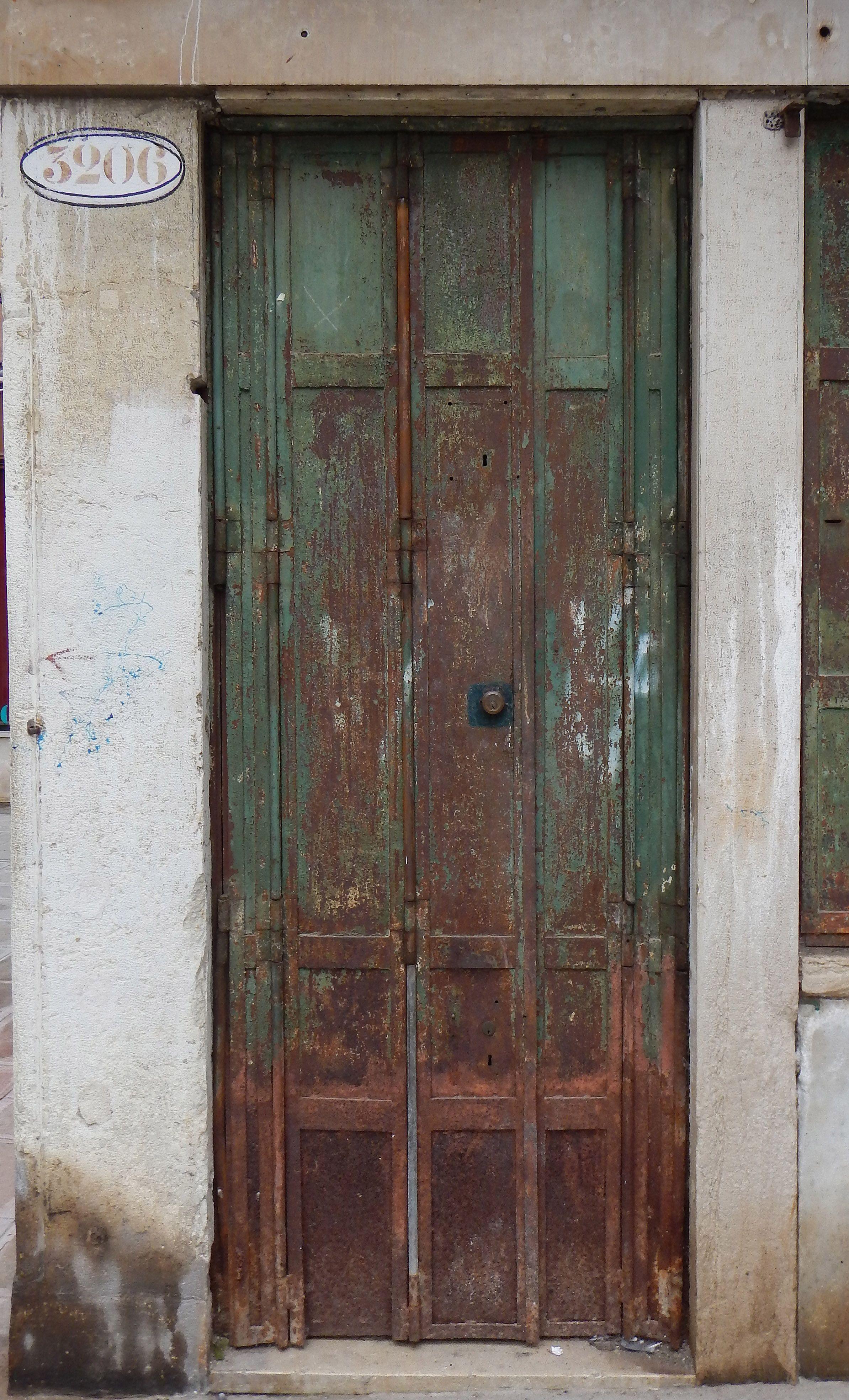 Rusty Metal Door vintage metal door - google search | doors for hotel | pinterest