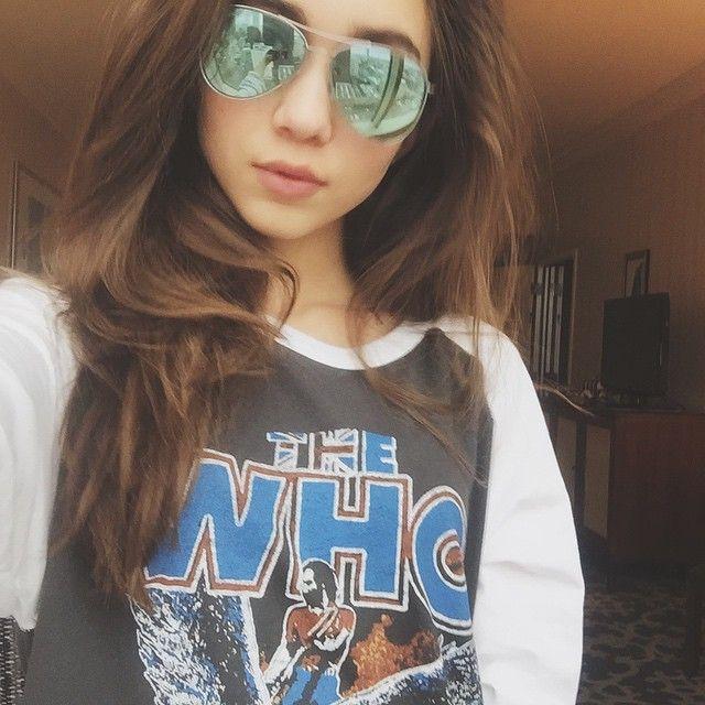 shades on