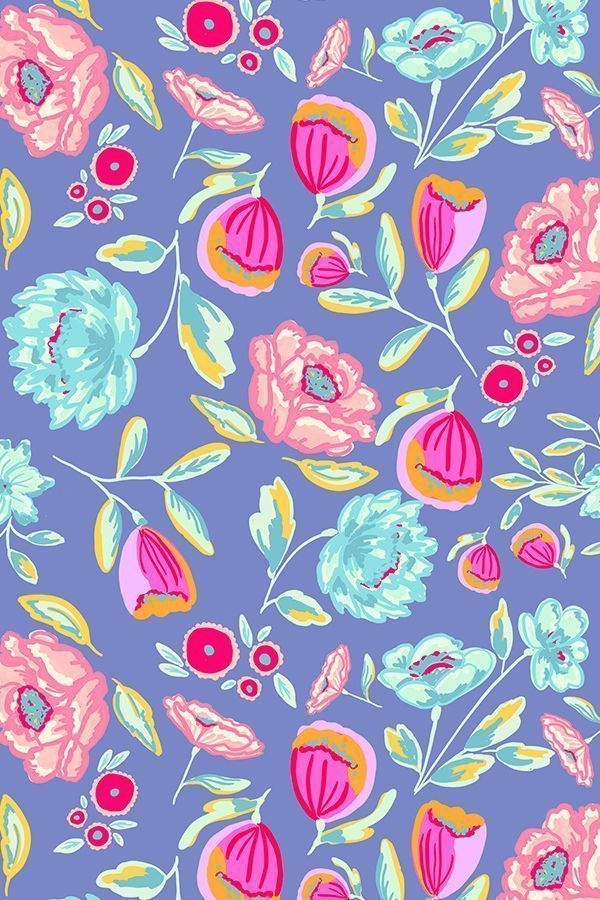 Fabric by the Yard Indy Bloom Tulla Summer