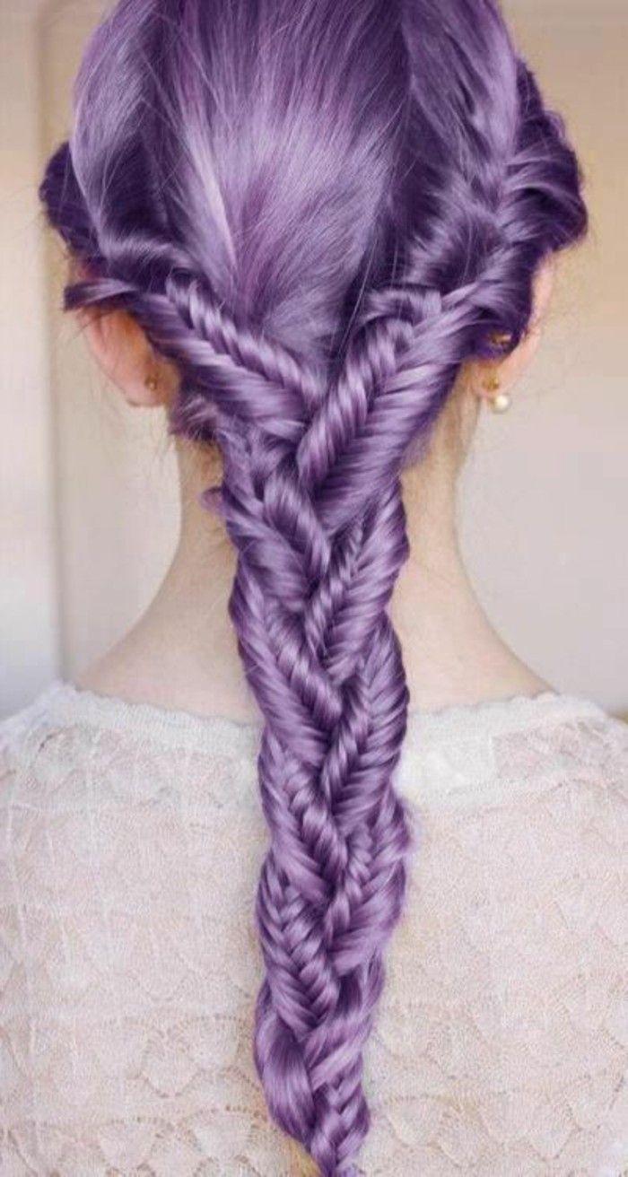 ▷ 1001+ ideas de peinados con trenzas fáciles y rápidos | Pinterest ...