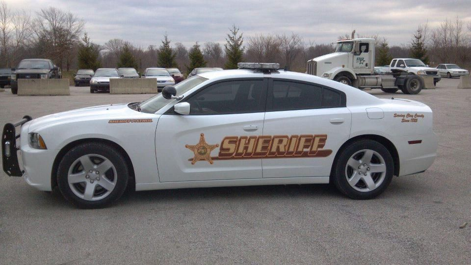 Clay County Sheriff Department 2012 Dodge Charger Police Package