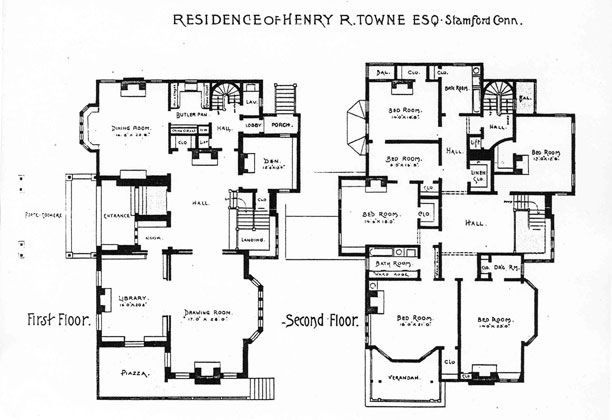 Early 1900 39 S Floor Plans Google Search Floor Plans