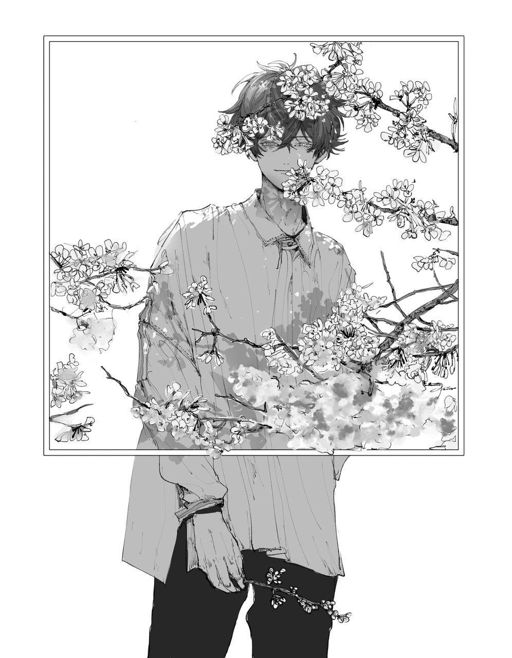 Artist maryann Tumblr chi9kanojo Anime drawings