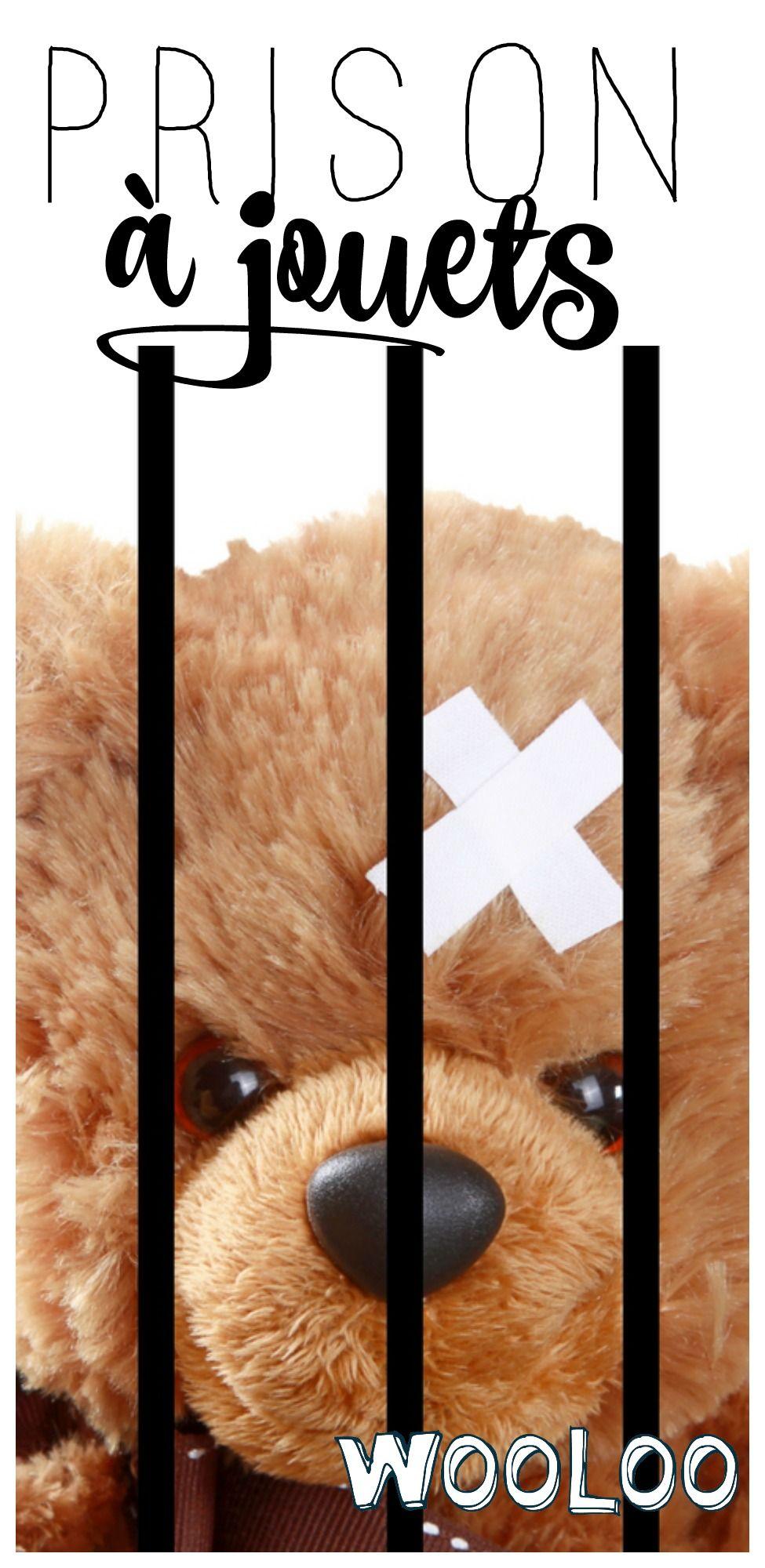 La prison à jouets est l'ultime truc de maman à boutte qui souhaite motiver ses enfants à se ramasser!  #momhack #truc #astuces #maman #jouet #ménage