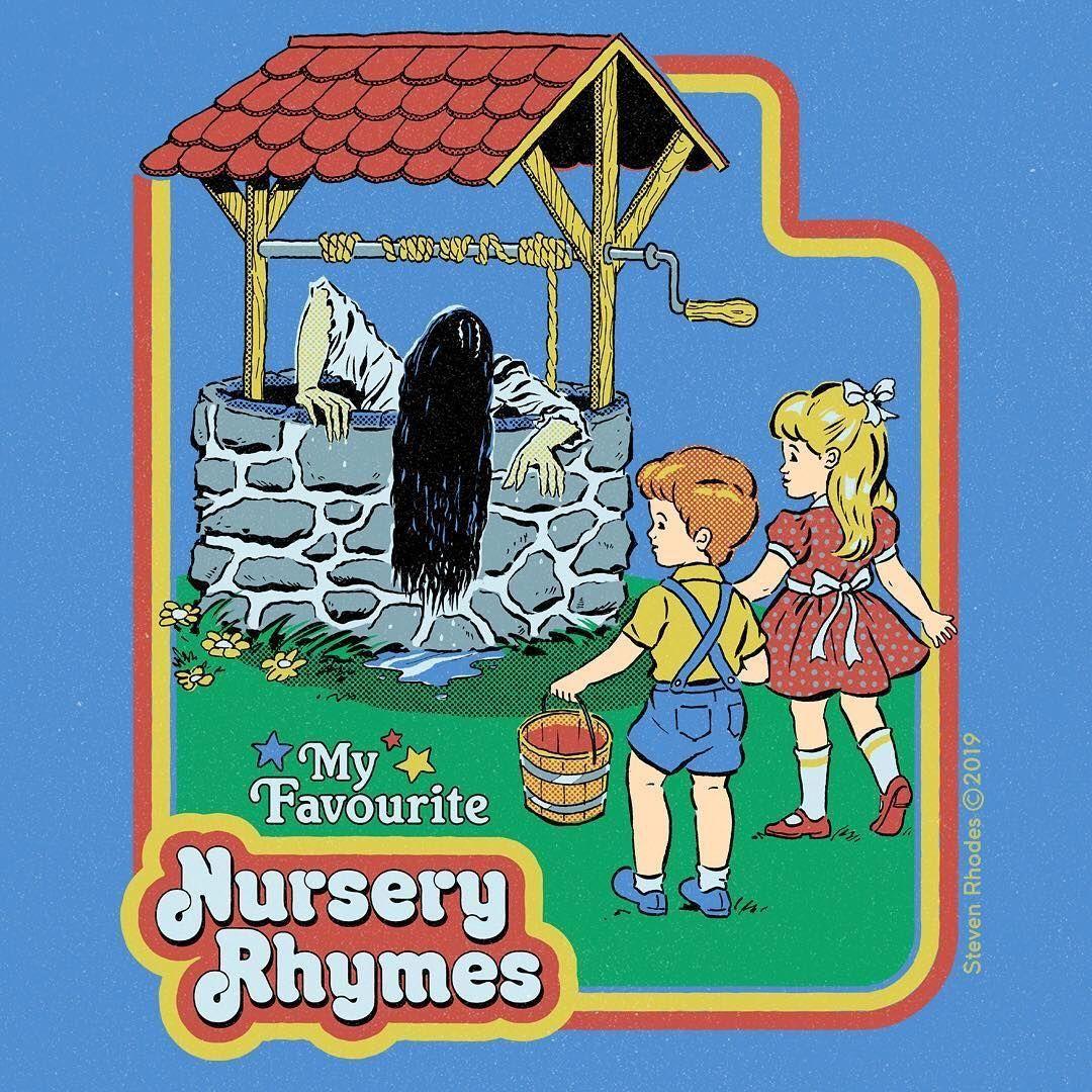 My Favourite Nursery Rhymes In