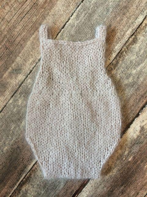 PDF Knitting Pattern - newborn photography prop_classic angora ...