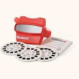 Hallmark viewmaster ornament