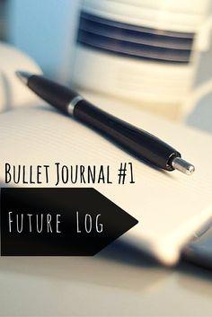 #bulletjournal #futurelog
