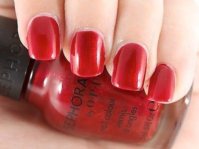 NEW! Sephora by OPI NAIL POLISH in CURVE-ACEOUS / Curvaceous