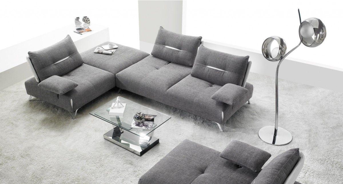 Salon d angle fixe spacer salon d angle fixe l 306 204 x - Fabricant francais de canape ...