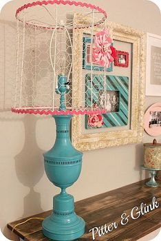 Lampshade Ideas :: Bethany {Pitter and Glink}'s clipboard on