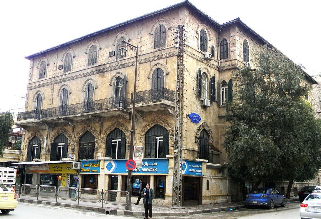 Baron Hotel Of 1911 In Aleppo Aleppo Aleppo City Mozambique Beaches