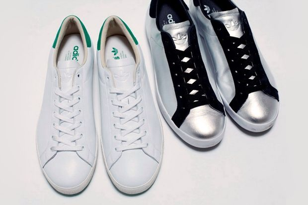 adidas Originals Spring/Summer 2012 Rod Laver 'VIN LTHR' Pack