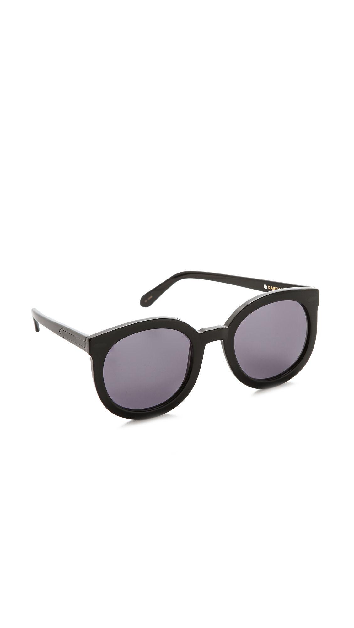 caa3cffd230 Karen Walker Super Duper Strength Sunglasses