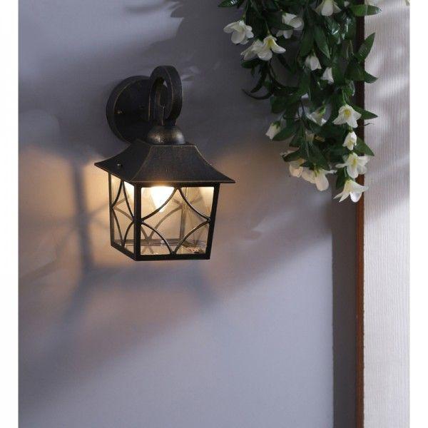 Black Iron Lamp LP-704
