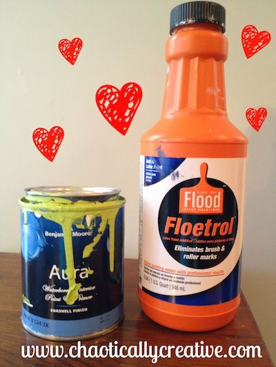 My love affair with floetrol! How and why to use it!