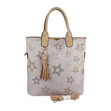 Photo of DAMEN XXL SHOPPER STERN TASCHE Stofftasche Baumwolle Umhängetasche Handtasche: …