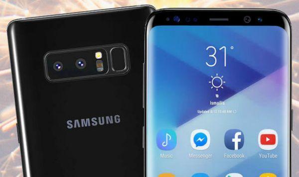 صورة مسربة هاتف سامسونج 10 Galaxy S10 مع كاميرتين في الأمام Samsung Galaxy Samsung Samsung Phone