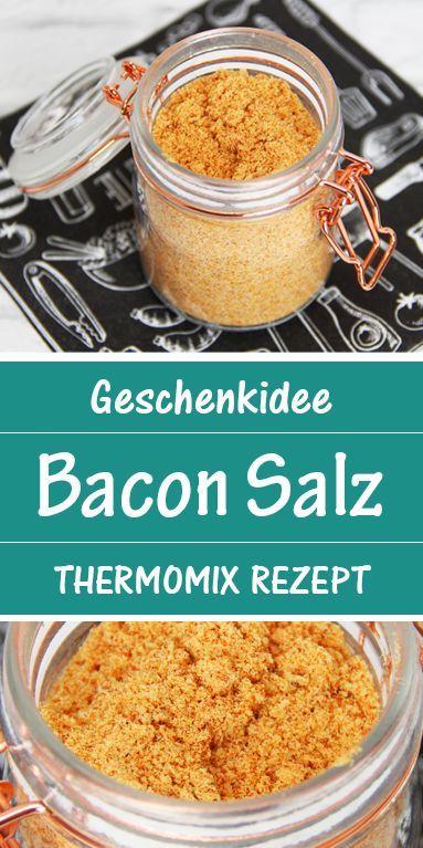 Bacon Salz - dieHexenküche.de | Thermomix Rezepte