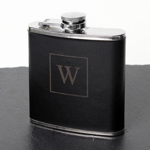 Monogram Flask