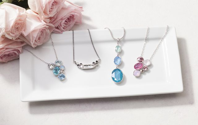 32aa1ec04 Touchstone Crystal by Swarovski: New Spring/Summer 2018 Sparkles with Color!