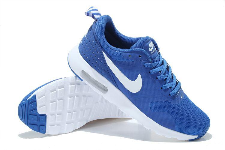 Nike Air Max Thea Print 87 Mens Royal Blue White,Discount