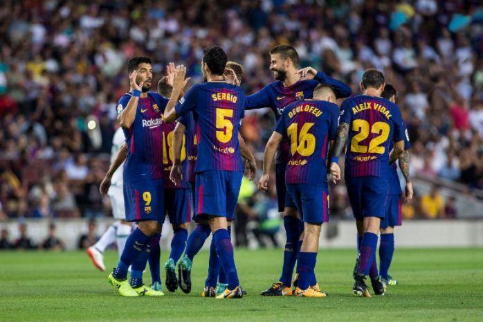 Barcelona Vs Real Sociedad Horarios Y Senales De Transmision Con