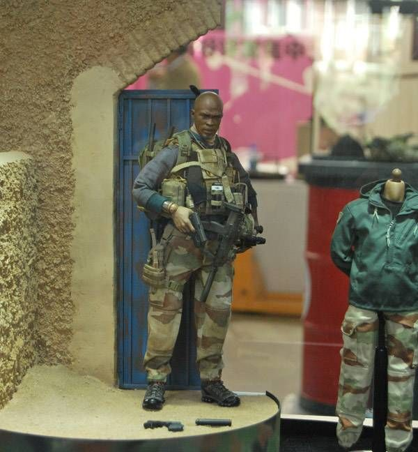 1/6 scale soldier story