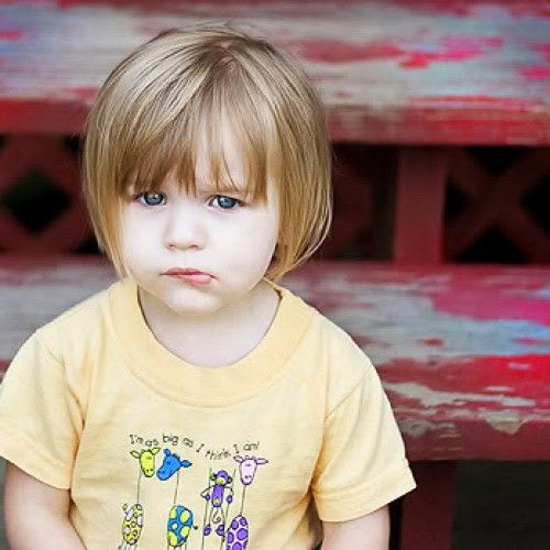 Haircut Of Girl Child: Baby Girls First Haircut Styles - Google Search