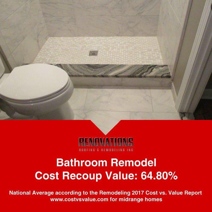 fact friday are you considering remodeling your bathroom wondering
