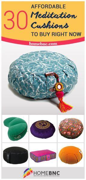 Meditation Cushion Ideas