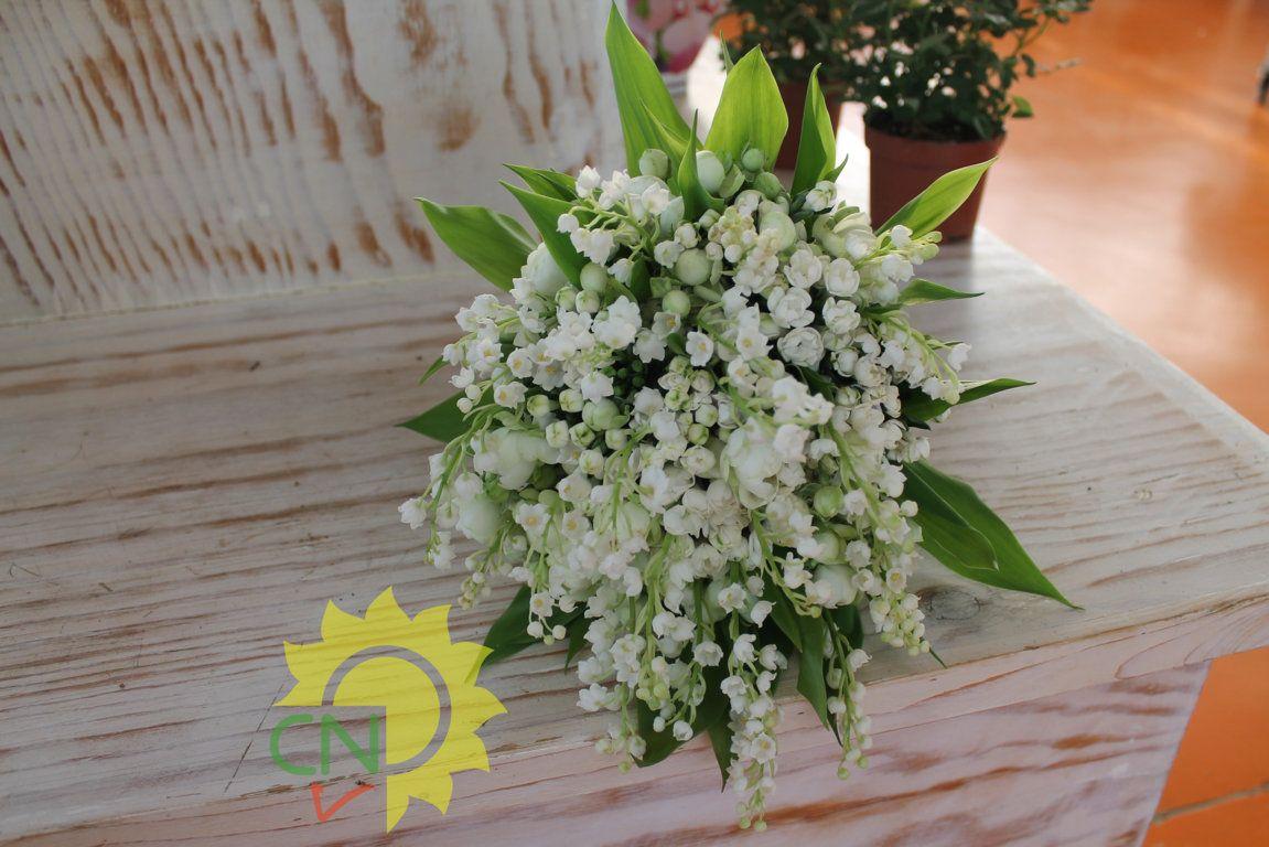 Bouquet Da Sposa Con Mughetti.Pin Su Sposa