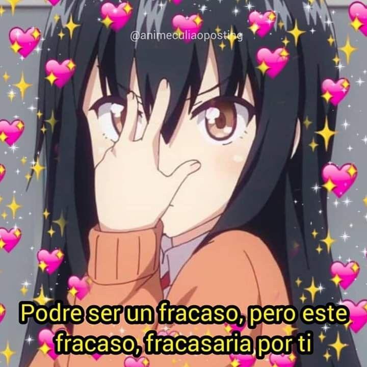 Pin De Lelouch Lamperouge En Amor Imagenes Anime Con Frases Frases Otakus Memes Romanticos