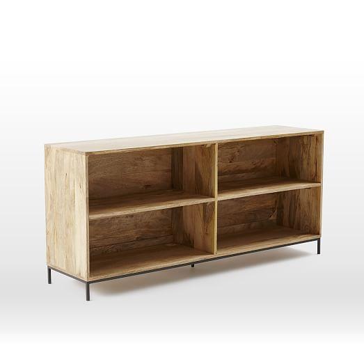 Industrial Modular Bookcase Bookcase Storage Contemporary Bookcase Bookcase