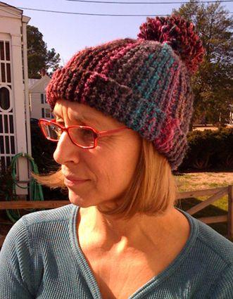 Modern Crochet Bobble Hat Pattern Ensign Easy Scarf Knitting