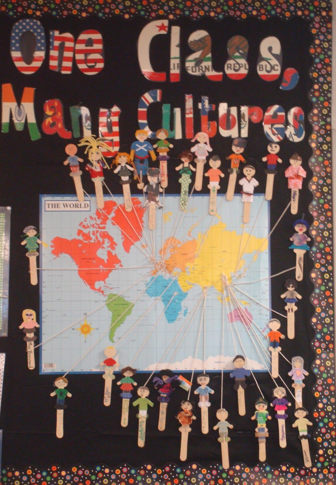 I Ve Mentioned This Project Bulletin Board A Few Times