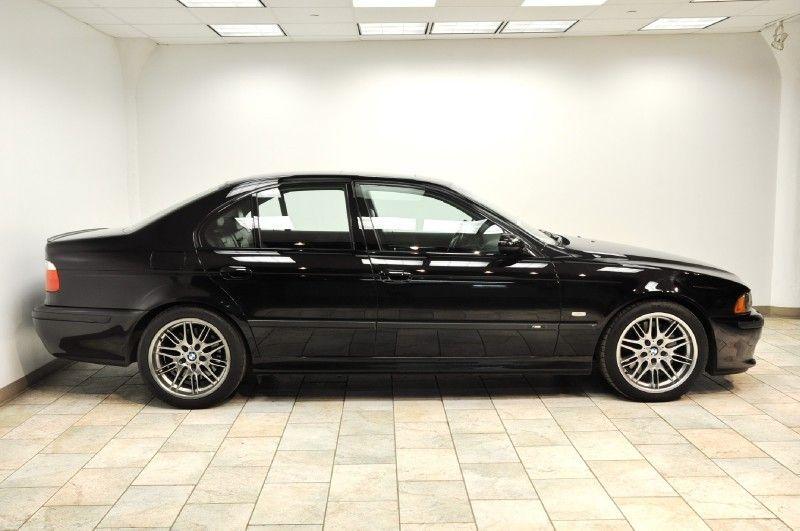 2001 BMW 5 Series M5 (Side) Bmw 5, Bmw, E34