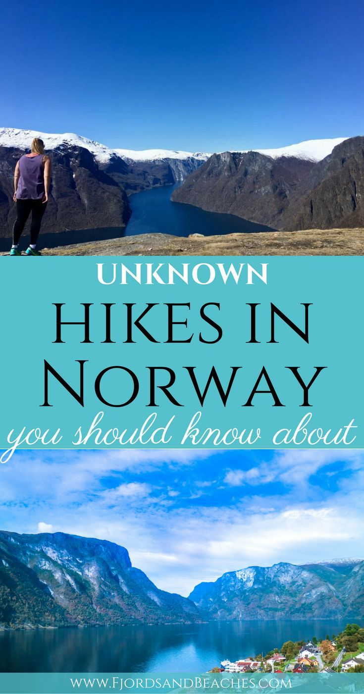 The Best Hikes in Norway: The Priest Hike and the Hovdungo Hike #hikingtrails