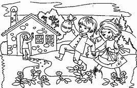 Risultati Immagini Per Hansel E Gretel Da Colorare Hansel E Gretel