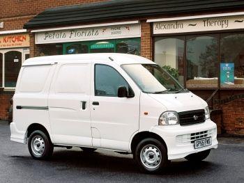 Daihatsu Extol Van 1999 2004