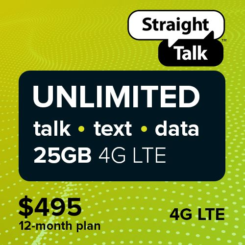 Phone Cards and SIM Cards 146492 Straight Talk Refill