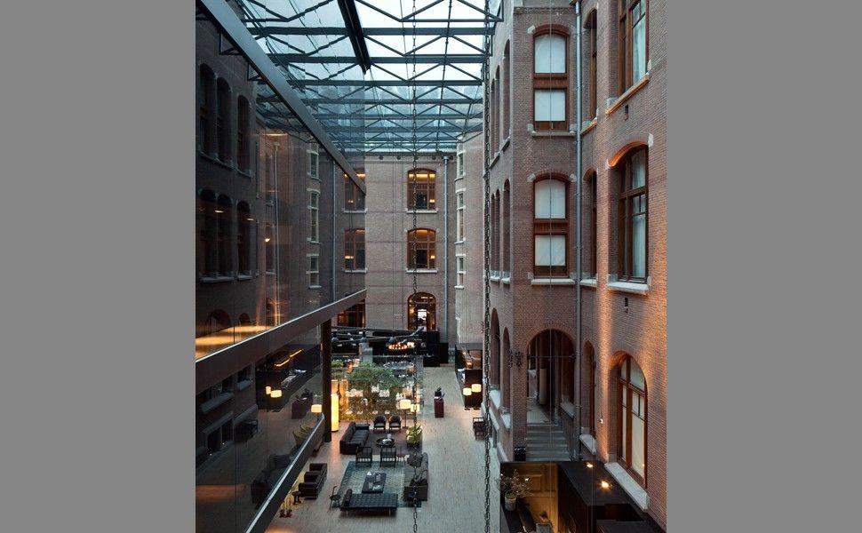 Conservatorium Luxury Hotel In Amsterdam Oh The