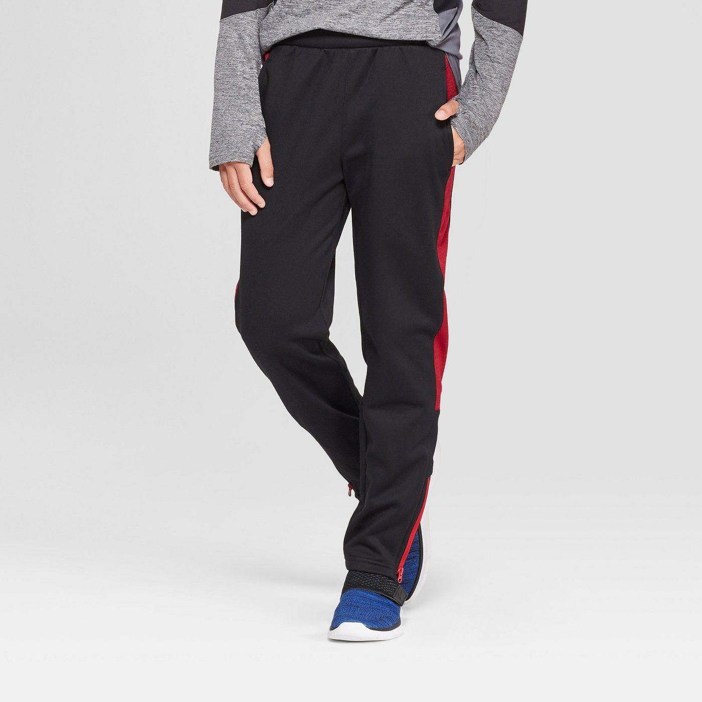 Boys textured tech fleece slim fit pants c9 champion
