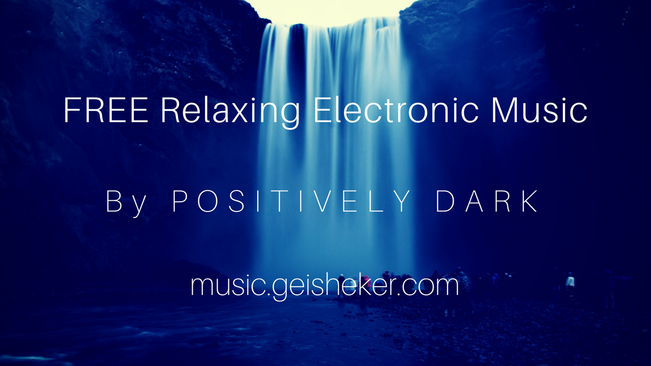 FREE - Download 3 CDs of relaxing electronic down tempo and